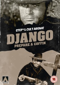 Django arrow dvd