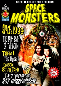 space monsters cover issue 1 BIG