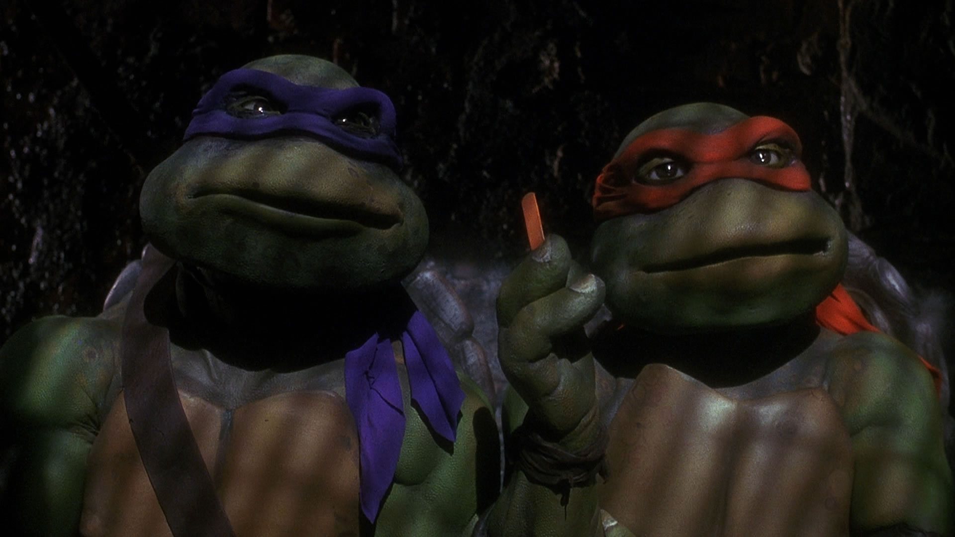 Pizza Dude S Got Thirty Seconds Revisiting Tmnt The Movie 1990